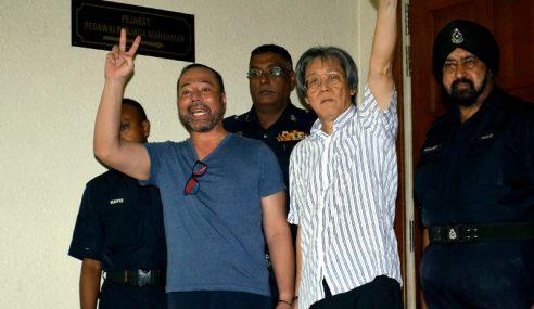 Khairuddin, Chang Didakwa Cuba Sabotaj Kewangan Negara