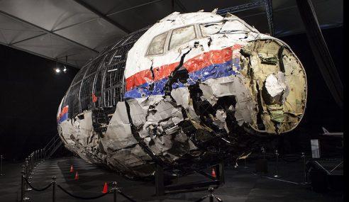 MH17: MAB Berterima Kasih Atas Laporan Akhir Siasatan
