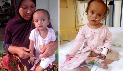 Ibu Rayu Sumbangan Bantu Kos Pembedahan Anak