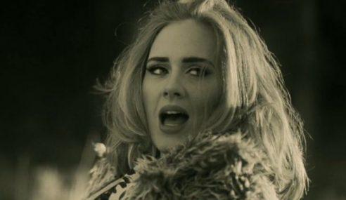 Peminat Teruja Adele Kembali Dengan Album Terbaharu