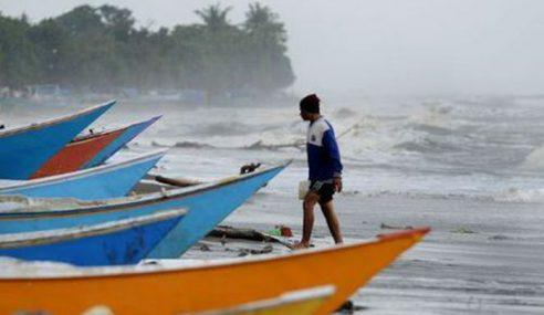 Musim Tengkujuh: Pulau Peranginan Di Terengganu Mula Ditutup