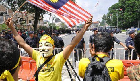 PDRM Gerak 2,610 Pegawai Dan Anggota Kawal Bersih 4
