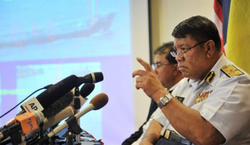 Kapal ALMI SPIRIT Dinaiki 6 Perompak Di Selat Singapura