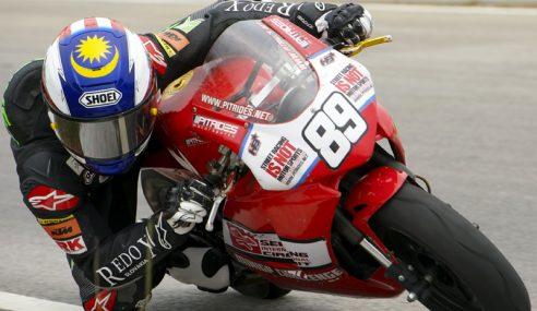 Musim Terakhir Zulfahmi Dalam MotoGP