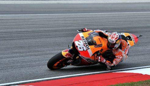 Dani Pedrosa Juarai GP Motosikal Malaysia