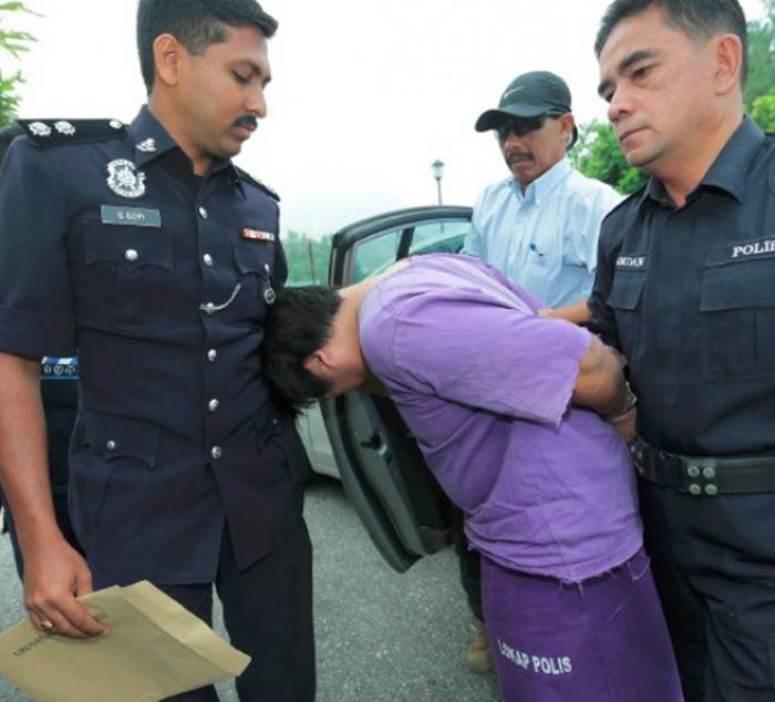 Kes Letupan Bom Gua Musang: Anak Mangsa Ditahan Reman