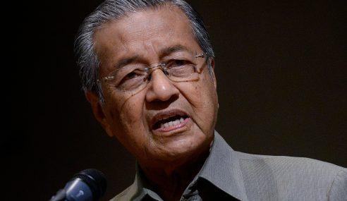Kenyataan Didakwa Fitnah: Polis Rakam Keterangan Dr M