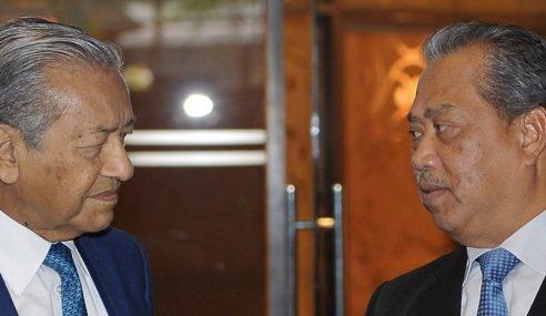 Pakatan Harapan Alu-Alukan Peranan Mahathir, Muhyiddin
