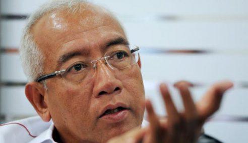 """""""Seeloknya Mahathir Tidak Berada Dalam Pasukan"""" – Mahdzir"""
