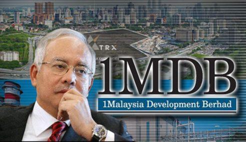 1MDB Tidak Berhutang Dengan Syarikat Abu Dhabi