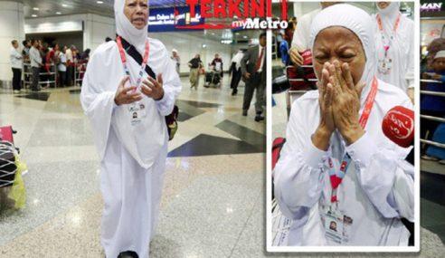 Doa Dimakbulkan, Jemaah Haji Terkejut Boleh Berjalan Semula