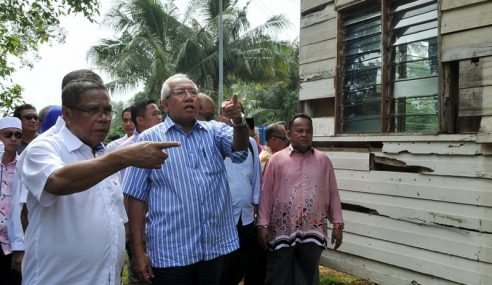 Bina Bangunan Baru Bilik Darjah Ikut Keperluan Sekolah