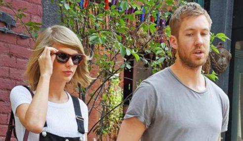 Calvin Ugut Nak Saman Tabloid Katanya Berpisah Dengan Taylor
