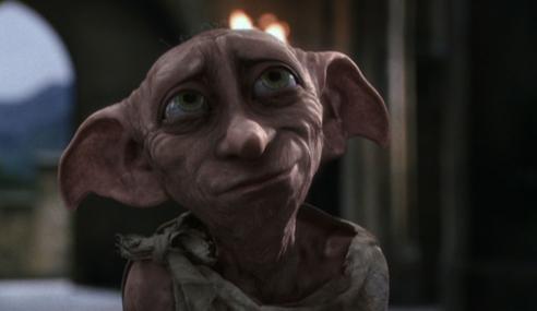 Peminat Harry Potter Tinggalkan Stoking Demi Bebaskan Dobby
