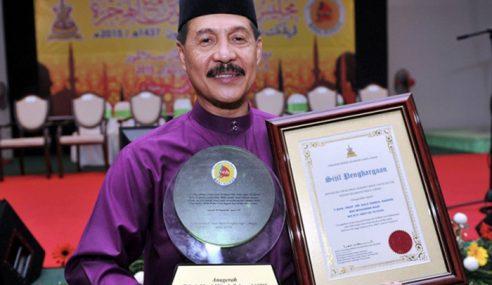 Dr Zainul Rashid Tokoh Maal Hijrah 1437 Selangor