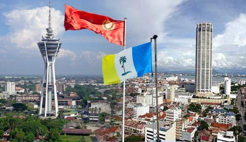 Isu Pulau Pinang Dikembalikan Kepada Kedah Terus Berlegar