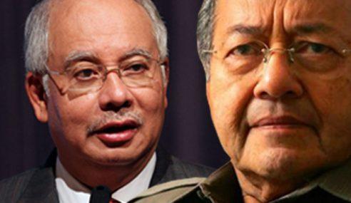 Tun M Kini Mengaku Kalah, Sukar 'Singkir' PM Najib