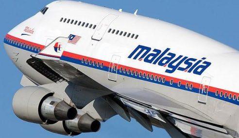 Apple Bantu Jejak MH370 Selepas Sejam Dilaporkan Hilang