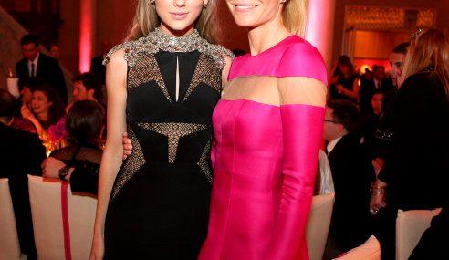 Gwyneth Paltrow Puji Imej 'Budak Baik' Taylor Swift