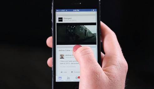 Rungsing Video Facebook Dimainkan Secara Automatik?