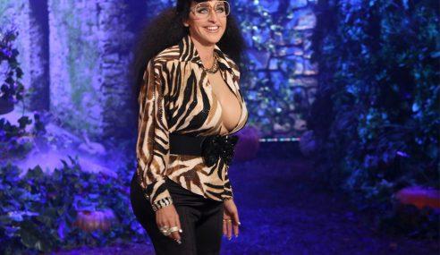 Kelakar! Ellen Degeneres Jadi Adik Kardashians Untuk Halloween