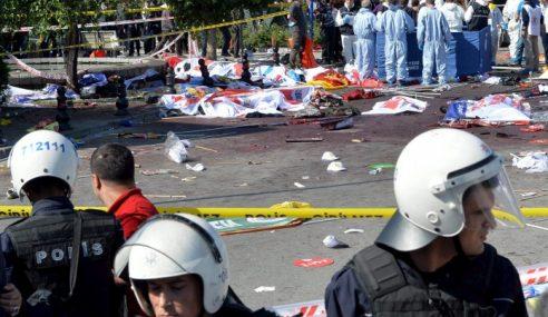 Tiada Rakyat Malaysia Terlibat Serangan Bom Di Ankara