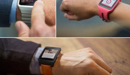 Sony SmartWatch 3, Rekaan Unik Buat Peminat Jam Pintar