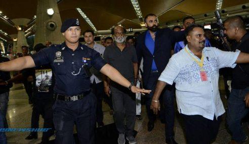 Selamat Datang Ke Malaysia, Rajinikanth!