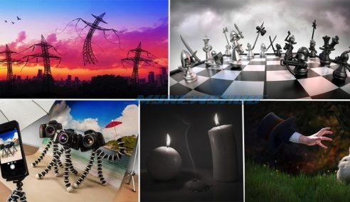 Kompilasi Gambar Manipulasi Eran Croitoru Yang WOW