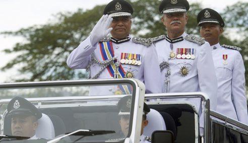 Charles Morais Larikan Diri Melalui Tambak Johor