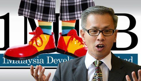 Tony Pua Sedia Tarik Diri Debat 1MDB Jika Ganggu Siasatan PAC