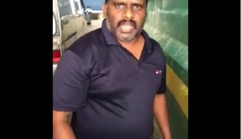VIDEO: Lelaki Kantoi Syok Menari, Responnya Sungguh Kelakar