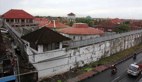 Indonesia Guna Buaya Jadi Warden Penjara Atasi Isu Rasuah