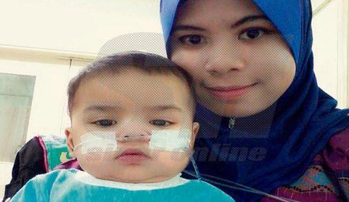 Bayi 6 Bulan Perlu Bantuan Beli Mesin Bantuan Pernafasan