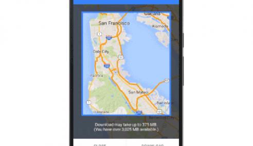 Google Maps Perkenalkan Sokongan Navigasi Offline