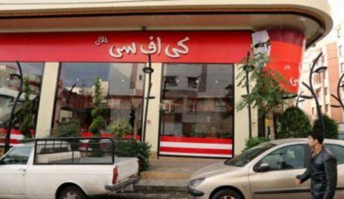 Baru Buka Sehari, Iran Tutup Halal KFC Konon Milik AS