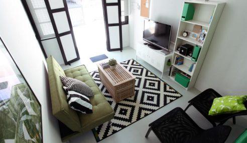 MENARIK! Rumah Lama Di P.Pinang Ini Dihias Gaya Minimalis