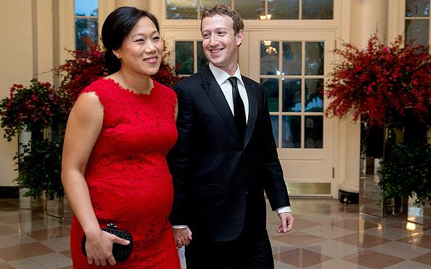 Mark Zuckerberg Ambil Cuti 2 Bulan Sambut Kelahiran Anak