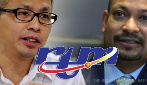 RTM Batal Debat Isu 1MDB Arul Kanda-Tony Pua