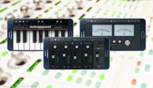 Soundcamp – Aplikasi Membuat Lagu Terus Dari Peranti Pintar Anda