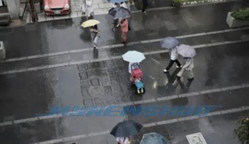 Sesuatu Tak Dijangka Berlaku Di Jalan Korea Setiap Kali Hujan