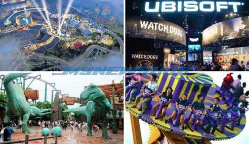 4 Taman Tema 'Best' Yang Bakal Dibuka Di Malaysia