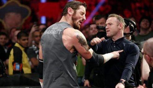 Video: Wayne Rooney Tampar Ahli Gusti WWE