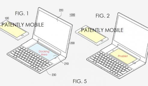 Samsung Patenkan Teknologi Telefon Ubah Jadi Komputer Riba