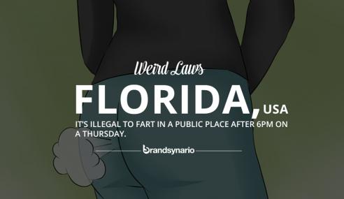 Undang-Undang Pelik Yang Diamalkan Di Negara Luar