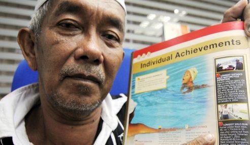 Imam Selesaikan Larian Lebih 500KM S Alam Ke Alor Setar
