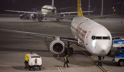 Tukang Cuci Pesawat Terbunuh Dalam Insiden Letupan
