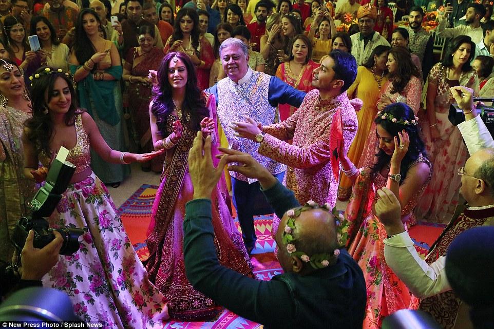 Jutawan India Berhabis RM90 Juta Untuk Majlis Kahwin Anak
