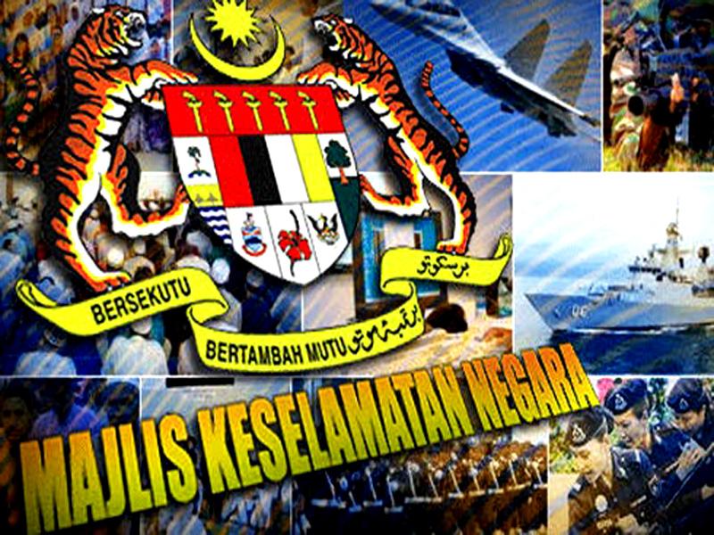 Dewan Negara Lulus RUU Majlis Keselamatan Negara