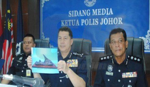 Pegawai Kerajaan Curi Sumbu Badak Milik Sultan Johor